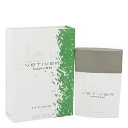 Le Vetiver Cologne by Carven, 1.7 oz Eau De Parfum Spray for Men