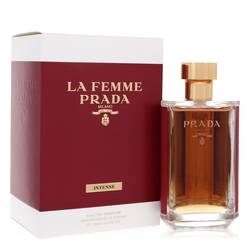 La Femme Intense Perfume by Prada, 3.4 oz Eau De Pafum Spray for Women