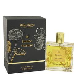 La Fumee Intense Perfume by Miller Harris, 3.4 oz Eau De Parfum Spray for Women