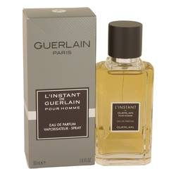 L'instant Cologne by Guerlain, 1.7 oz EDP Spray for Men