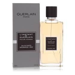 L'instant Cologne by Guerlain 3.4 oz Eau De Toilette Spray