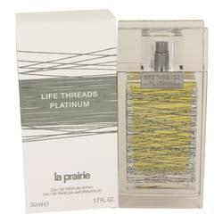 Life Threads Platinum Perfume by La Prairie 1.7 oz Eau De Parfum Spray