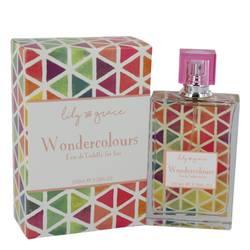 Lily And Grace Wondercolours Perfume by Lily and Grace, 3.38 oz Eau De Toilette Spray for Women