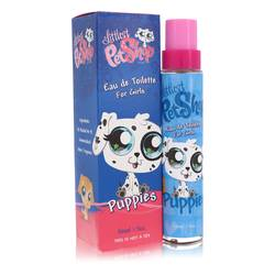 Littlest Pet Shop Puppies Perfume by Marmol & Son, 1.7 oz Eau De Toilette Spray for Women