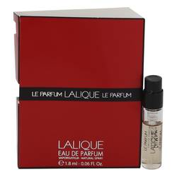 Lalique Le Parfum Perfume by Lalique 0.06 oz Vial (sample)