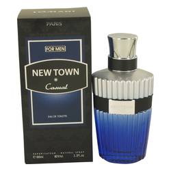 Lomani New Town Casual Cologne by Lomani, 100 ml Eau De Toilette Spray for Men from FragranceX.com