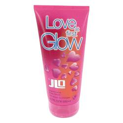Love At First Glow Perfume by Jennifer Lopez 6.7 oz Body Lotion