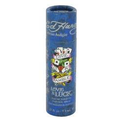 Love & Luck Mini by Christian Audigier, .25 oz Mini EDT Spray for Men
