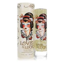 Love & Luck Perfume by Christian Audigier, 100 ml Eau De Parfum Spray for Women