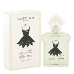 La Petite Robe Noire Ma Robe Petales Perfume by Guerlain, 3.3 oz Eau Fraiche Eau De Toilette Spray for Women