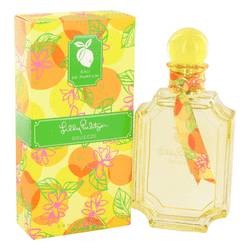 Lilly Pulitzer Squeeze Perfume by Lilly Pulitzer, 3.4 oz Eau De Parfum Spray for Women