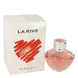 La Rive Love City Perfume by La Rive, 3 oz Eau De Parfum Spray for Women