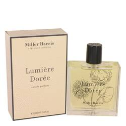 Lumiere Doree Perfume by Miller Harris, 3.4 oz Eau De Parfum Spray for Women