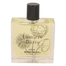 Lumiere Doree Perfume by Miller Harris, 3.4 oz Eau De Parfum Spray (Tester) for Women
