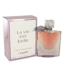 La Vie Est Belle Perfume by Lancome 2.5 oz L'eau De Parfum Intense Spray