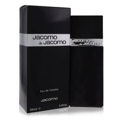 Jacomo De Jacomo Cologne by Jacomo 3.4 oz Eau De Toilette Spray