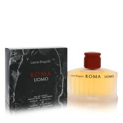 Roma Cologne by Laura Biagiotti 4.2 oz Eau De Toilette Spray