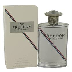 Freedom Cologne by Tommy Hilfiger 3.4 oz Eau De Toilette Spray (New Packaging)