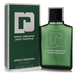 Paco Rabanne Cologne by Paco Rabanne 3.4 oz Eau De Toilette Spray