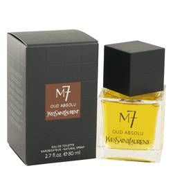 M7 Oud Absolu Cologne by Yves Saint Laurent, 2.7 oz Eau De Toilette Spray for Men