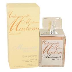 Mademoiselle Debutante Perfume by Nu Parfums, 100 ml Eau De Parfum Spray for Women