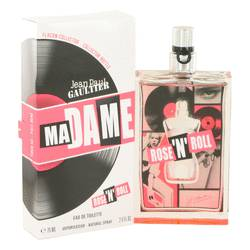 Madame Rose 'n' Roll Perfume by Jean Paul Gaultier 2.5 oz Eau De Toilette Spray