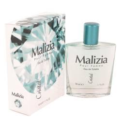 Malizia Cristal Perfume by Vetyver 1.7 oz Eau De Toilette Spray