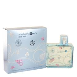 Mandarina Duck Cute Blue Perfume by Mandarina Duck, 3.4 oz Eau De Toilette Spray for Women