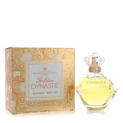 Golden Dynastie Perfume by Marina De Bourbon, 3.4 oz Eau De Parfum Spray for Women