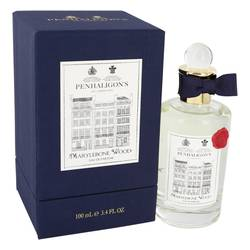 Marylebone Wood Perfume by Penhaligon's, 3.4 oz Eau De Parfum Spray (Unisex) for Women