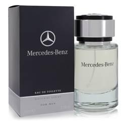 Mercedes Benz Cologne by Mercedes Benz 2.5 oz Eau De Toilette Spray
