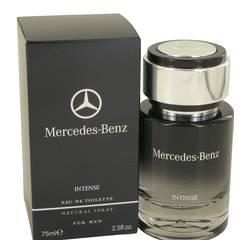 Mercedes Benz Intense Cologne by Mercedes Benz, 2.5 oz Eau De Toilette Spray for Men