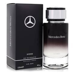 Mercedes Benz Intense Cologne by Mercedes Benz, 4 oz Eau De Toilette Spray for Men