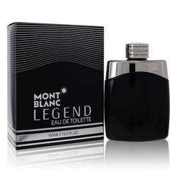 Montblanc Legend Cologne by Mont Blanc 3.4 oz Eau De Toilette Spray