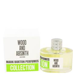 Wood And Absinth Perfume by Mark Buxton, 3.4 oz Eau De Parfum Spray (Unisex) for Women