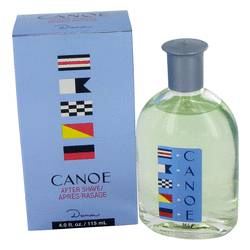 Canoe Cologne by Dana 4 oz After Shave