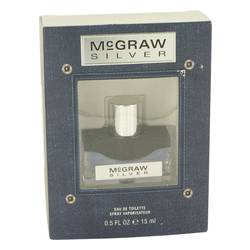 Mcgraw Silver Cologne by Tim McGraw, 15 ml Eau De Toilette Spray for Men