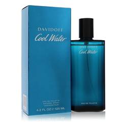 Cool Water Cologne by Davidoff 4.2 oz Eau De Toilette Spray