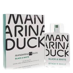 Mandarina Duck Black & White Cologne by Mandarina Duck, 3.4 oz Eau De Toilette Spray for Men
