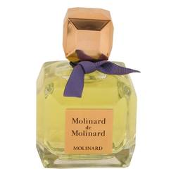 Molinard De Molinard Perfume by Molinard, 75 ml Eau De Toilette Spray (Tester) for Women