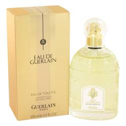 Eau De Guerlain Cologne by Guerlain 3.4 oz Eau De Toilette Spray (unisex)