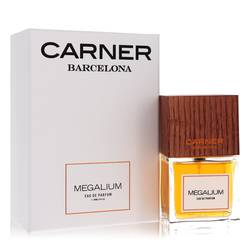 Megalium Perfume by Carner Barcelona, 3.4 oz Eau De Parfum Spray (Unisex) for Women