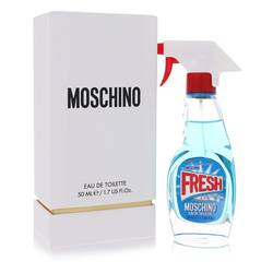 Moschino Fresh Couture Perfume by Moschino, 50 ml Eau De Toilette Spray for Women