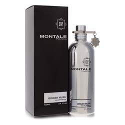 Montale Ginger Musk Perfume by Montale, 100 ml Eau De Parfum Spray (Unisex) for Women