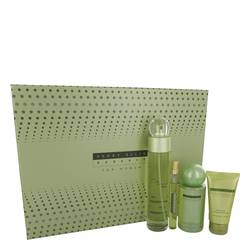 Perry Ellis Reserve Perfume by Perry Ellis -- Gift Set - 3.4 oz Eau De Parfum Spray+ .33 oz Mini EDP Spray + 4 oz Body Mist Spray + 2 oz Hand Cream