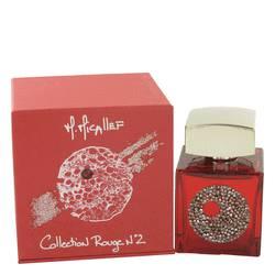 Micallef Collection Rouge No 2 Perfume by M. Micallef, 100 ml Eau De Parfum Spray for Women from FragranceX.com