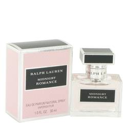 Midnight Romance Perfume by Ralph Lauren, 1 oz Eau De Parfum Spray for Women
