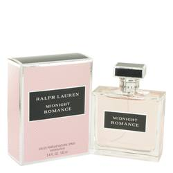 Midnight Romance Perfume by Ralph Lauren, 3.4 oz Eau De Parfum Spray for Women