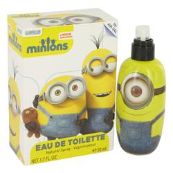 Minions Yellow Cologne by Minions, 1.7 oz Eau De Toilette Spray for Men