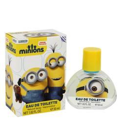 Minions Yellow Cologne by Minions, 1.02 oz Eau De Toilette Spray for Men